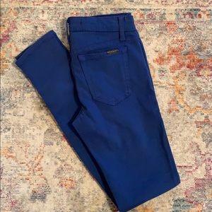 Joe's Jeans Cobalt Blue Sz. 25 BNOT ULTRA SOFT